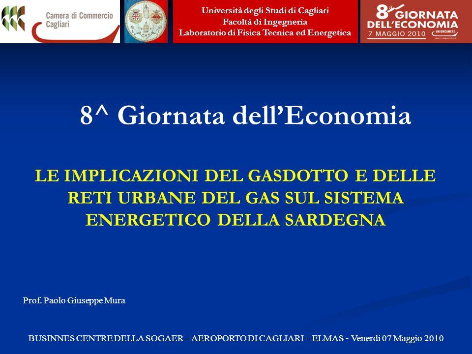 8^ Giornata dell'Economia