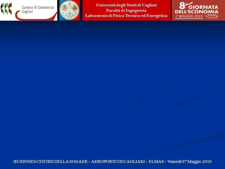 Università degli Studi di Cagliari Facoltà di Ingegneria