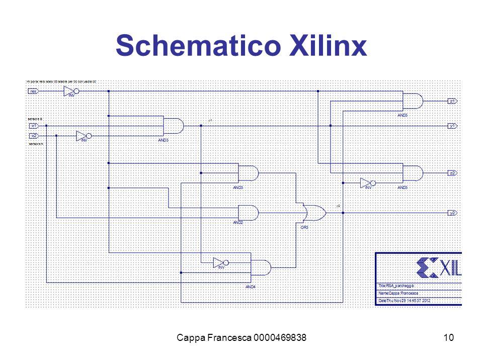 Schematico Xilinx Cappa Francesca 0000469838