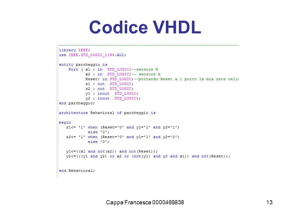 Codice VHDL Cappa Francesca 0000469838