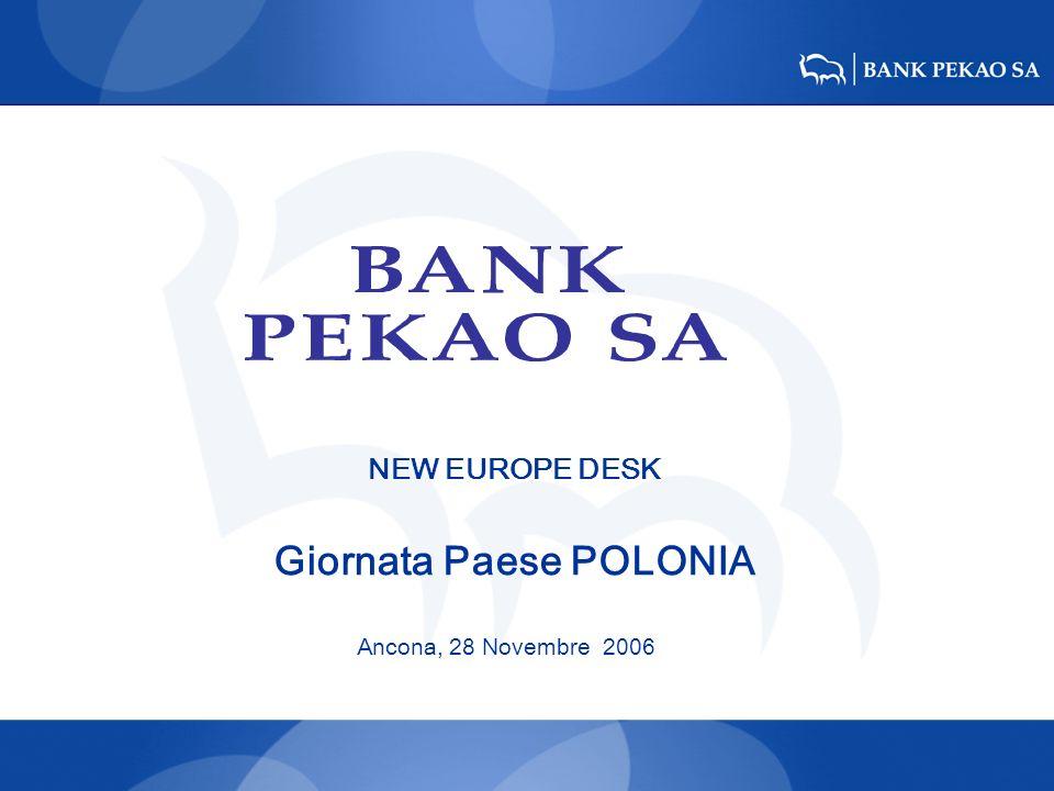 NEW EUROPE DESK Giornata Paese POLONIA