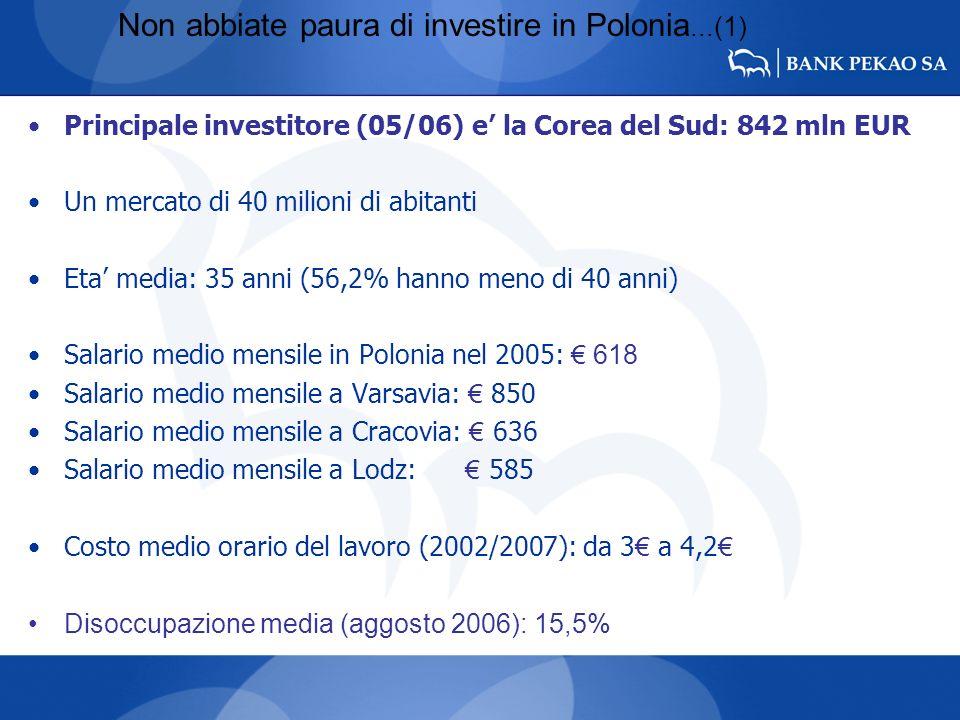 Non abbiate paura di investire in Polonia...(1)