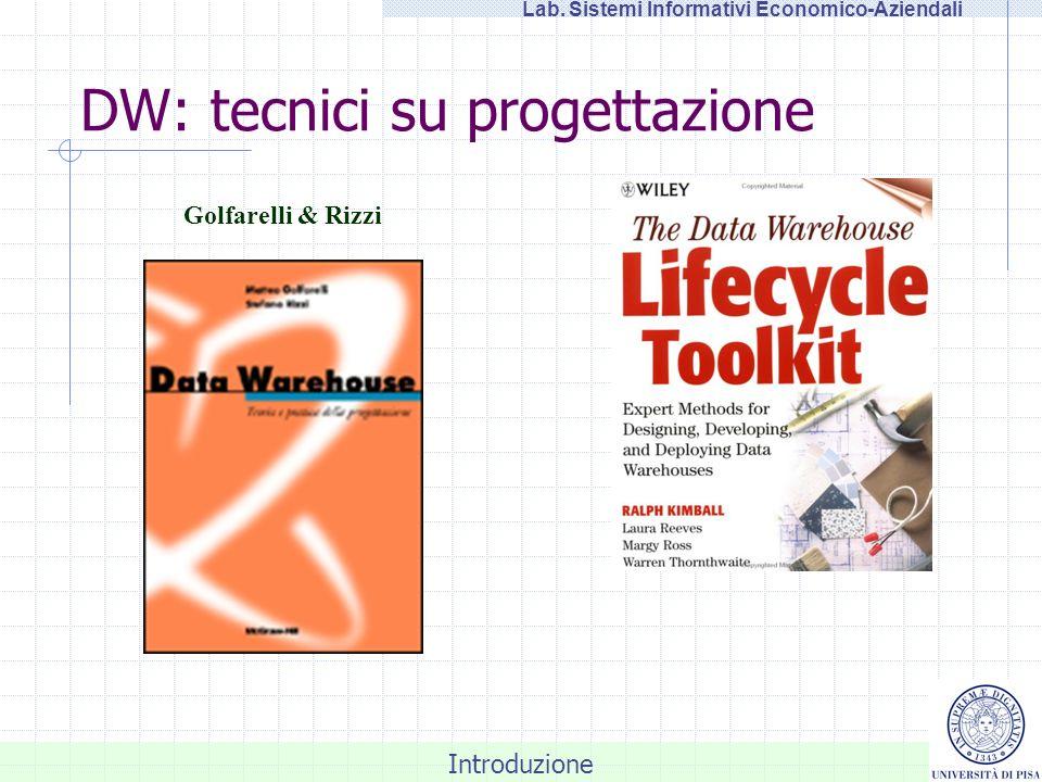 DW: tecnici su progettazione