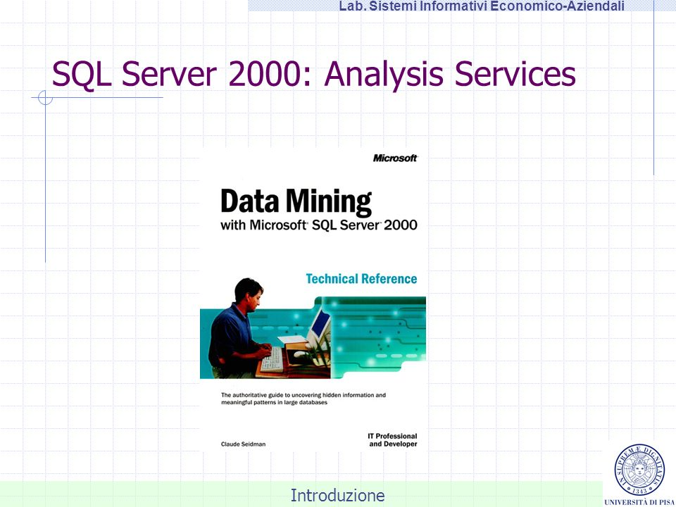 SQL Server 2000: Analysis Services