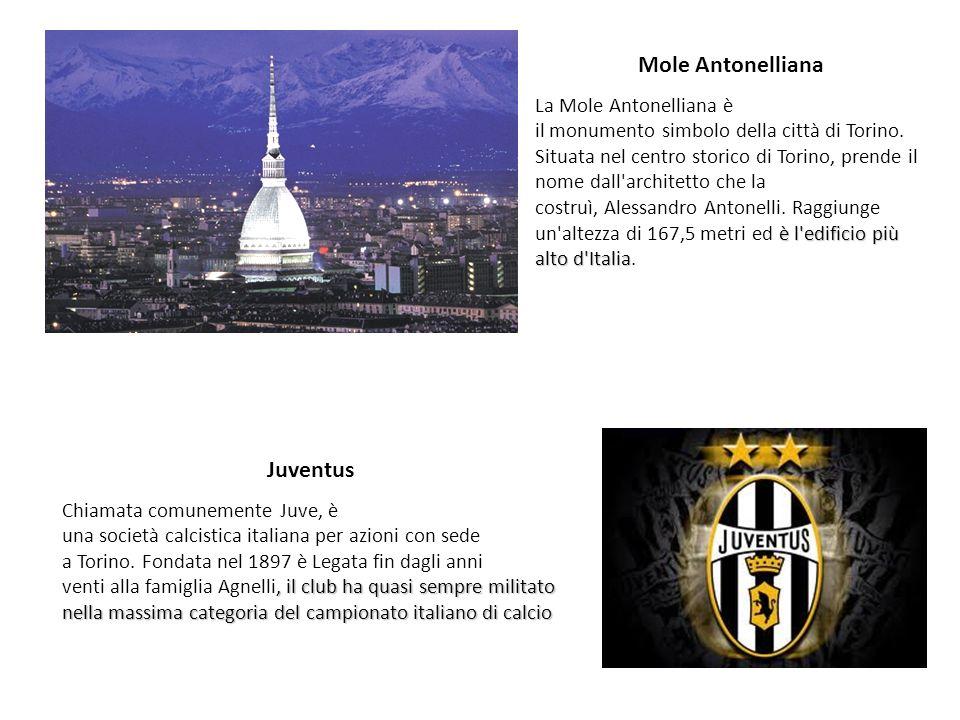 Mole Antonelliana Juventus