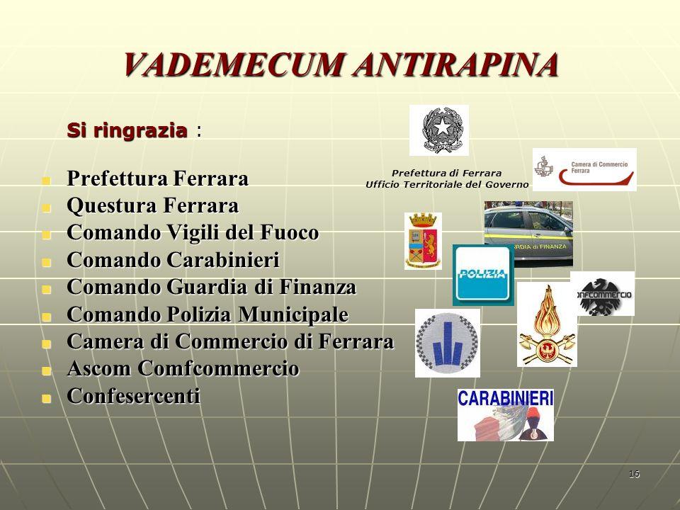 Ufficio Territoriale del Governo