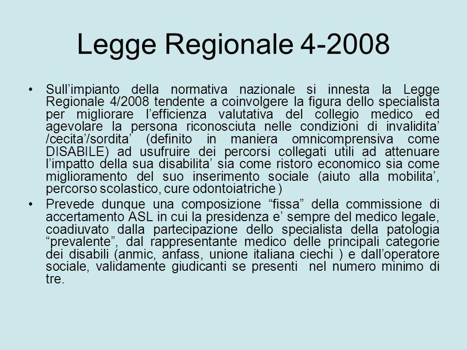 Legge Regionale 4-2008