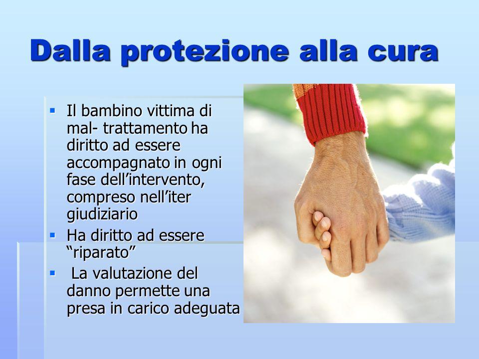 Dalla protezione alla cura