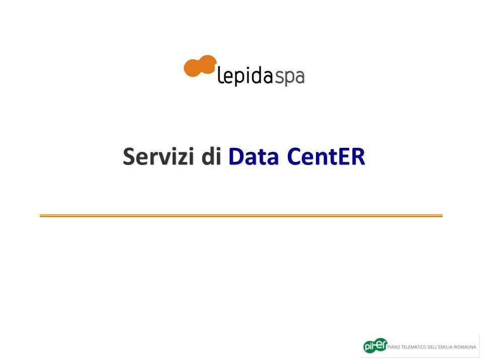 Servizi di Data CentER