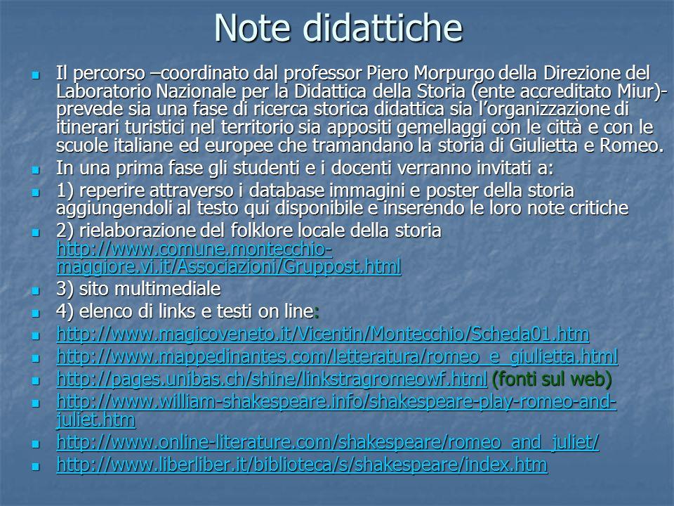 Note didattiche