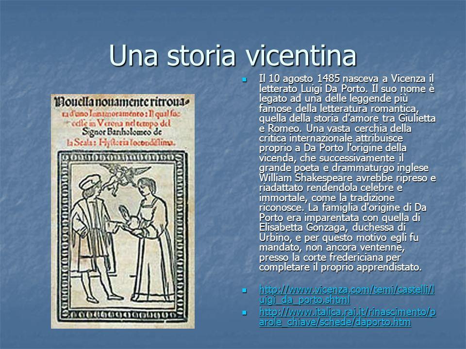 Una storia vicentina