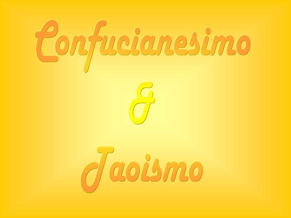 Confucianesimo & Taoismo