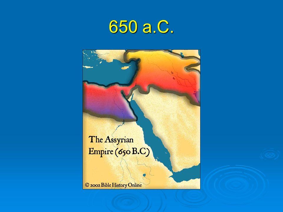 650 a.C.