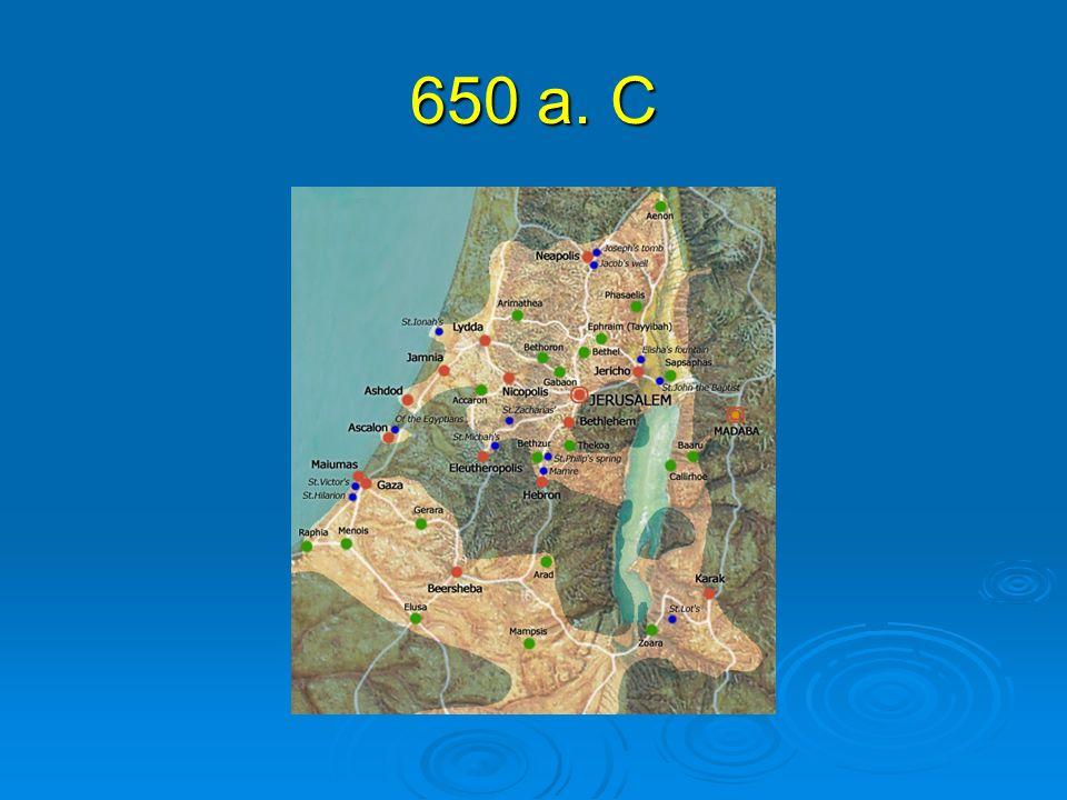 650 a. C