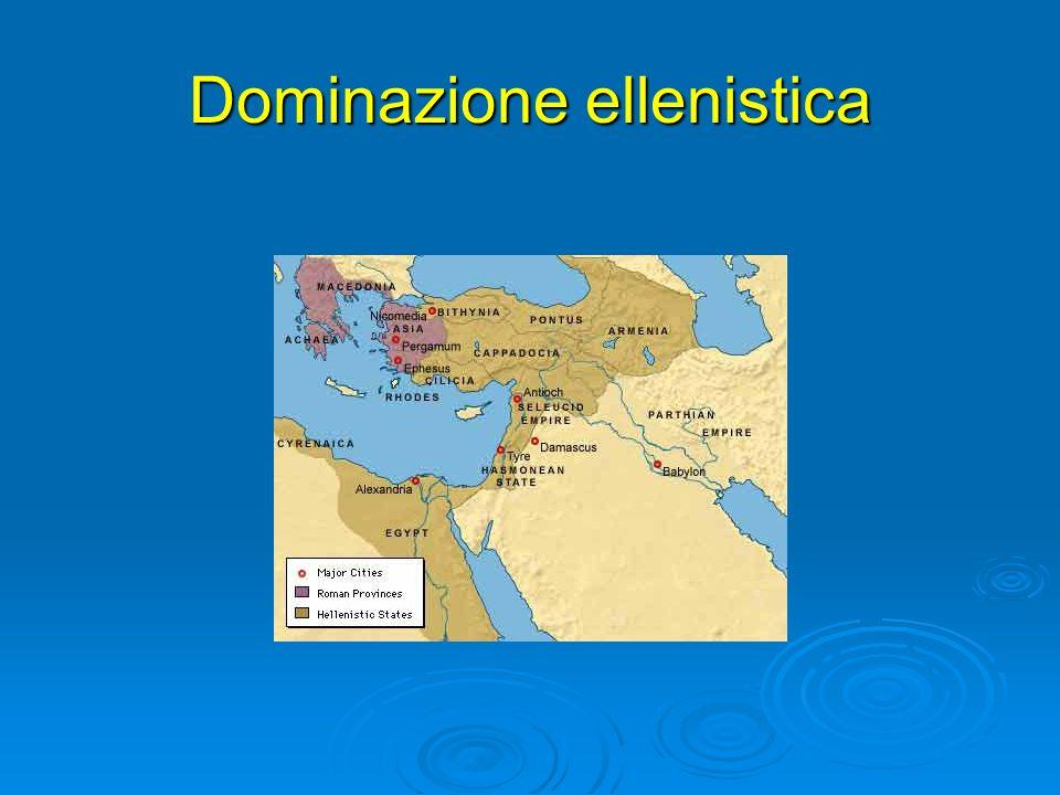 Dominazione ellenistica