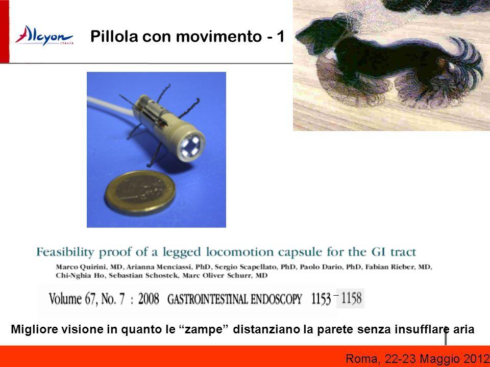 Pillola con movimento - 1