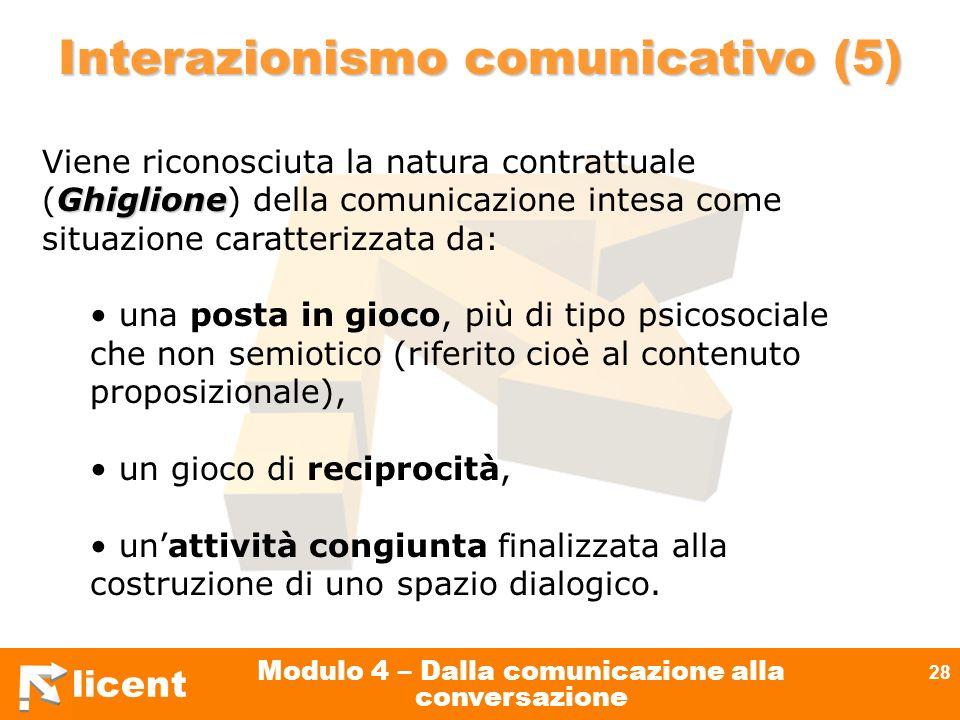 Interazionismo comunicativo (5)