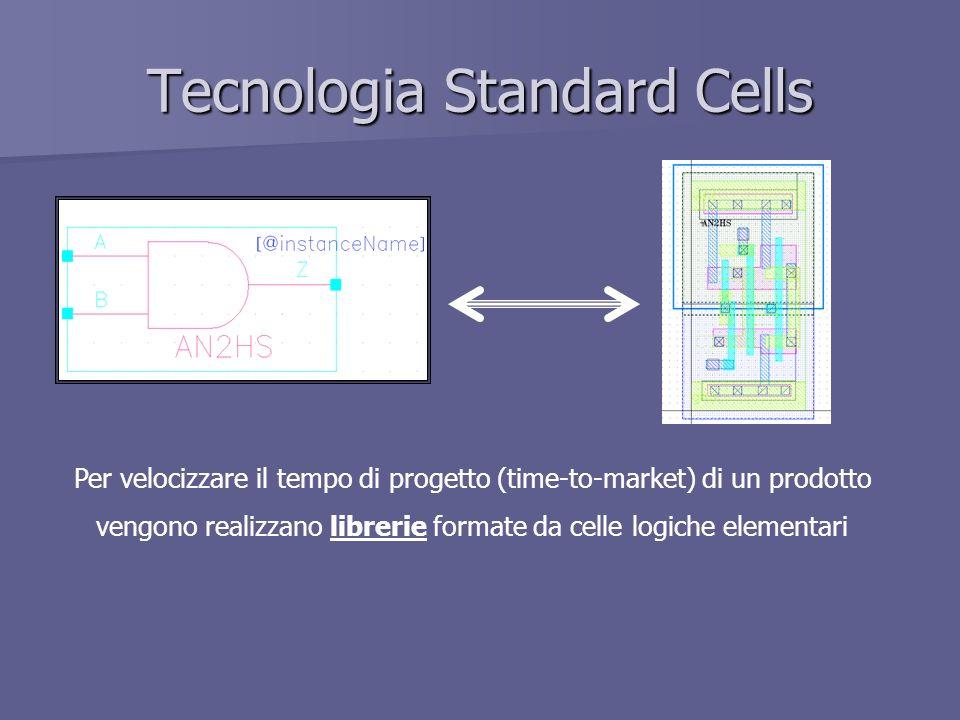 Tecnologia Standard Cells
