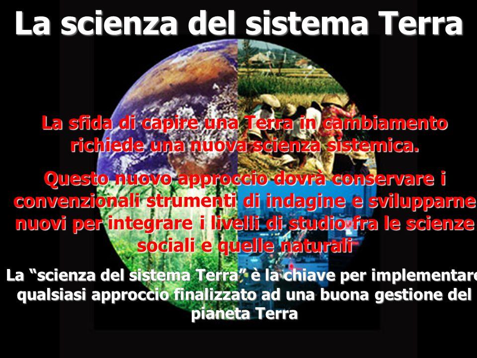 La scienza del sistema Terra