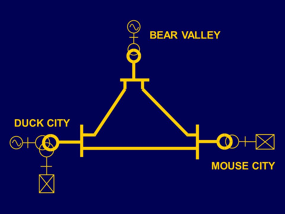 BEAR VALLEY DUCK CITY MOUSE CITY