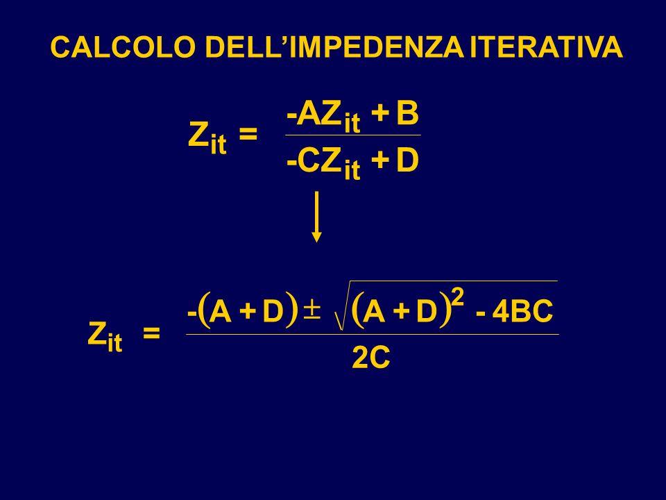 ( ( ) ) -AZ + B Z = -CZ + D - A + D ± A + D - 4BC Z = 2C