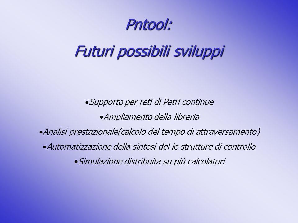 Futuri possibili sviluppi