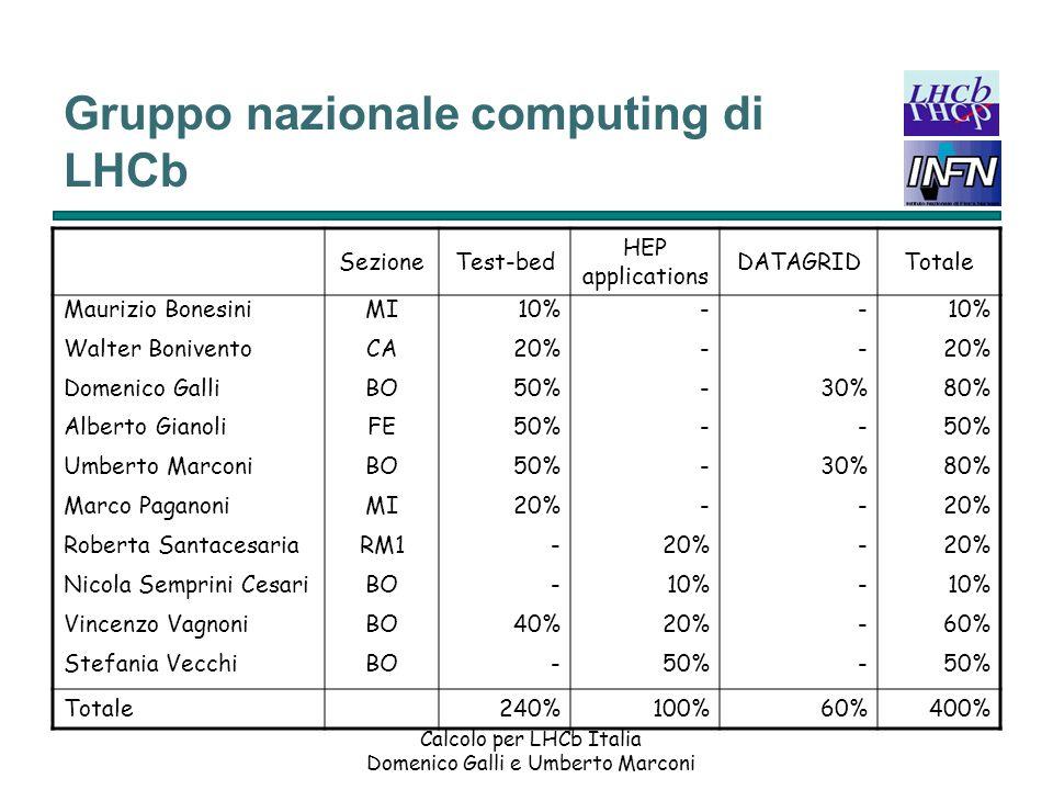 Gruppo nazionale computing di LHCb