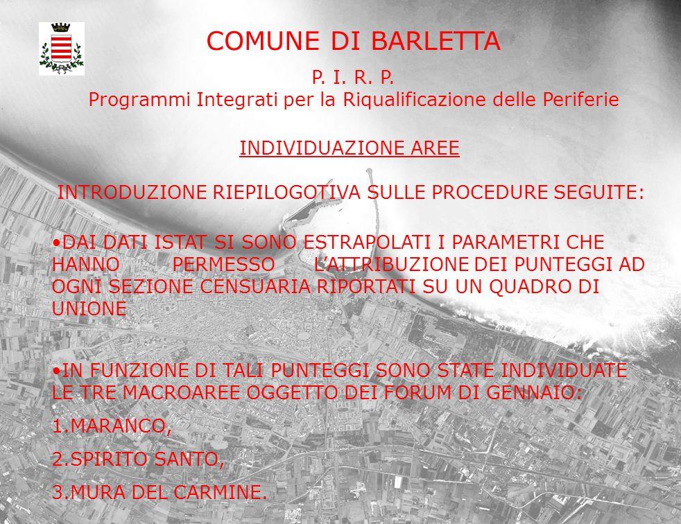 Programmi Integrati per la Riqualificazione delle Periferie