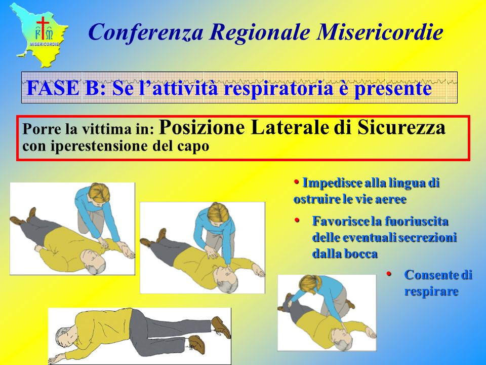 Conferenza Regionale Misericordie