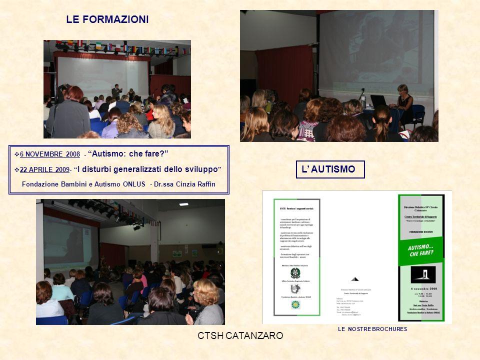 Fondazione Bambini e Autismo ONLUS - Dr.ssa Cinzia Raffin