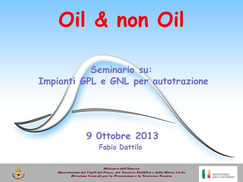 Impianti GPL e GNL per autotrazione