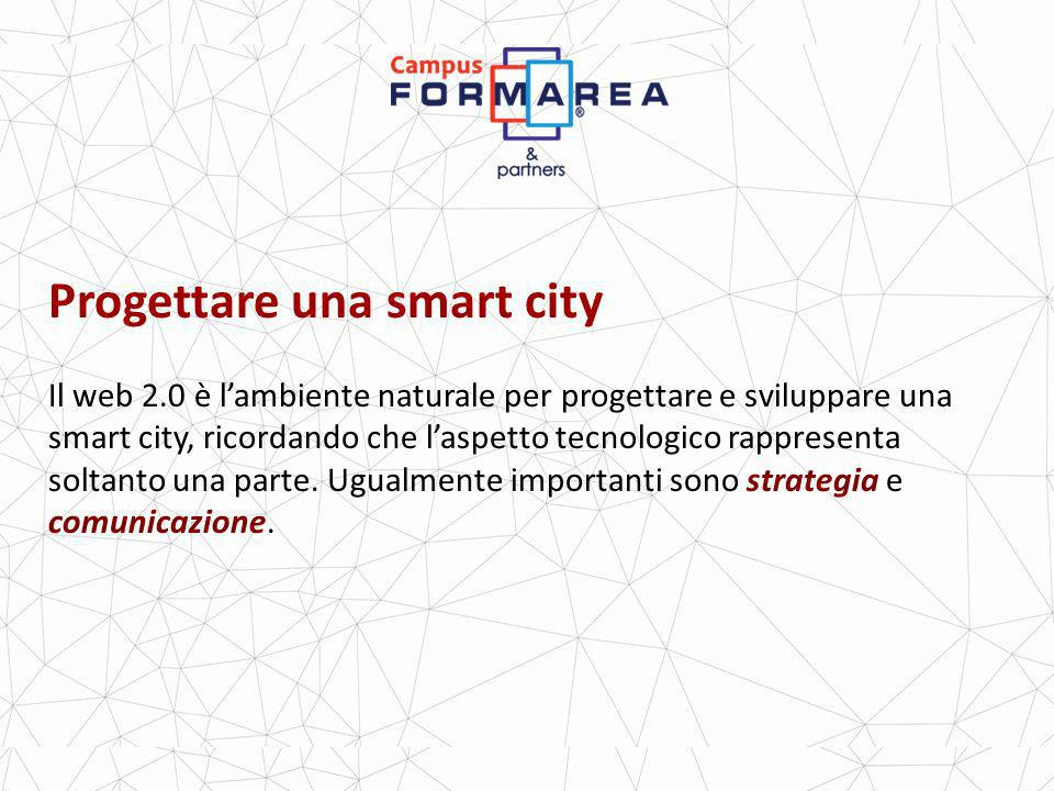 Progettare una smart city