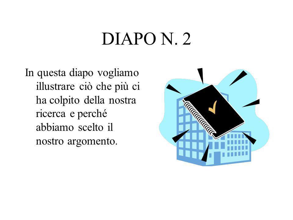 DIAPO N.