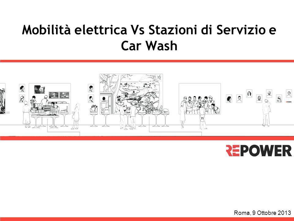 Mobilità elettrica Vs Stazioni di Servizio e Car Wash