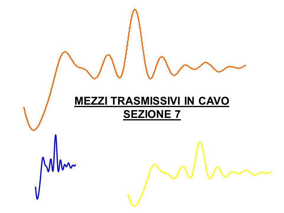 MEZZI TRASMISSIVI IN CAVO