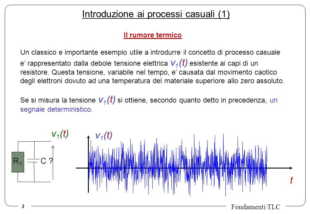Introduzione ai processi casuali (1)