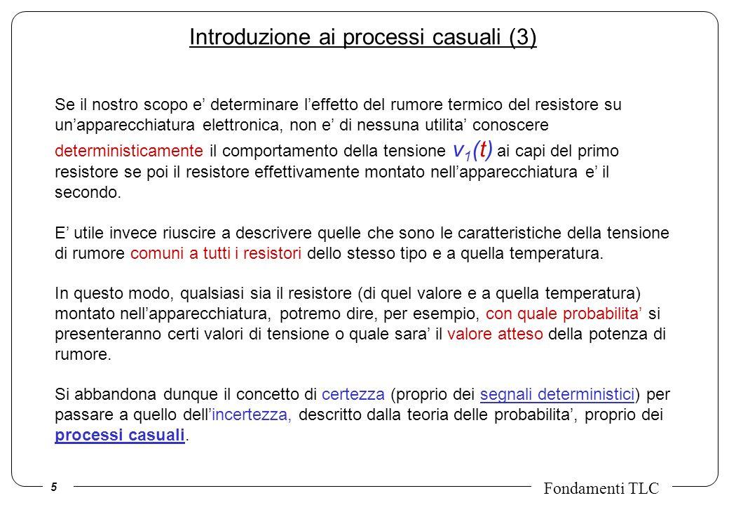 Introduzione ai processi casuali (3)