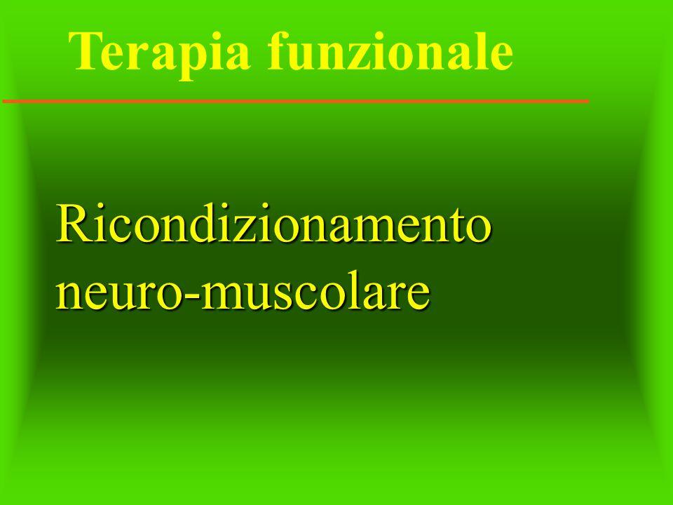 Ricondizionamento neuro-muscolare