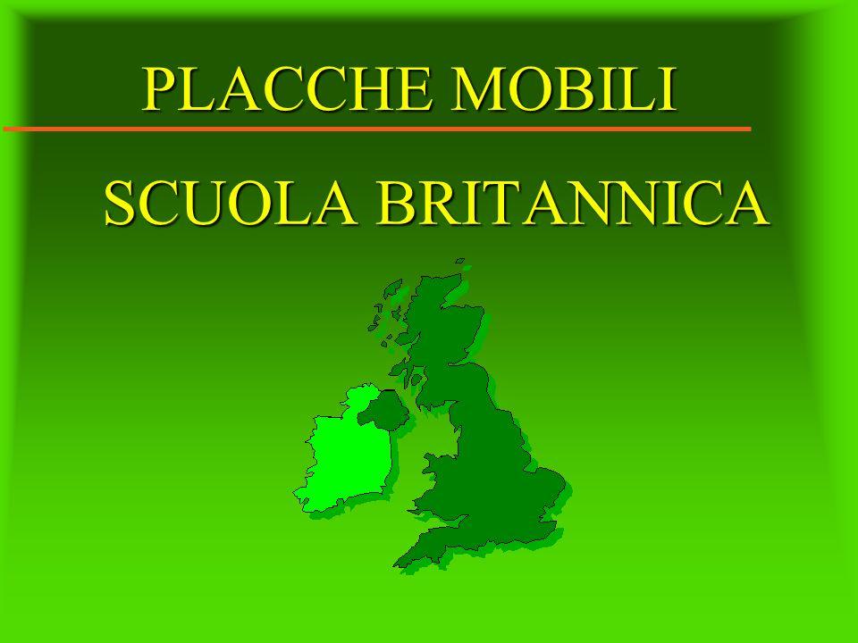 PLACCHE MOBILI SCUOLA BRITANNICA