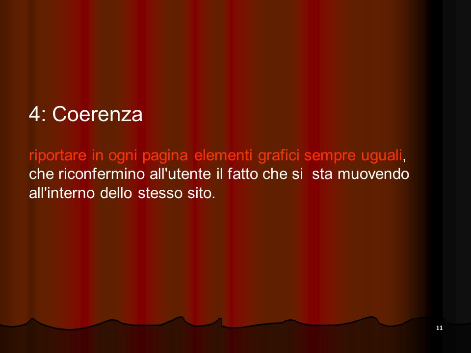 4: Coerenza