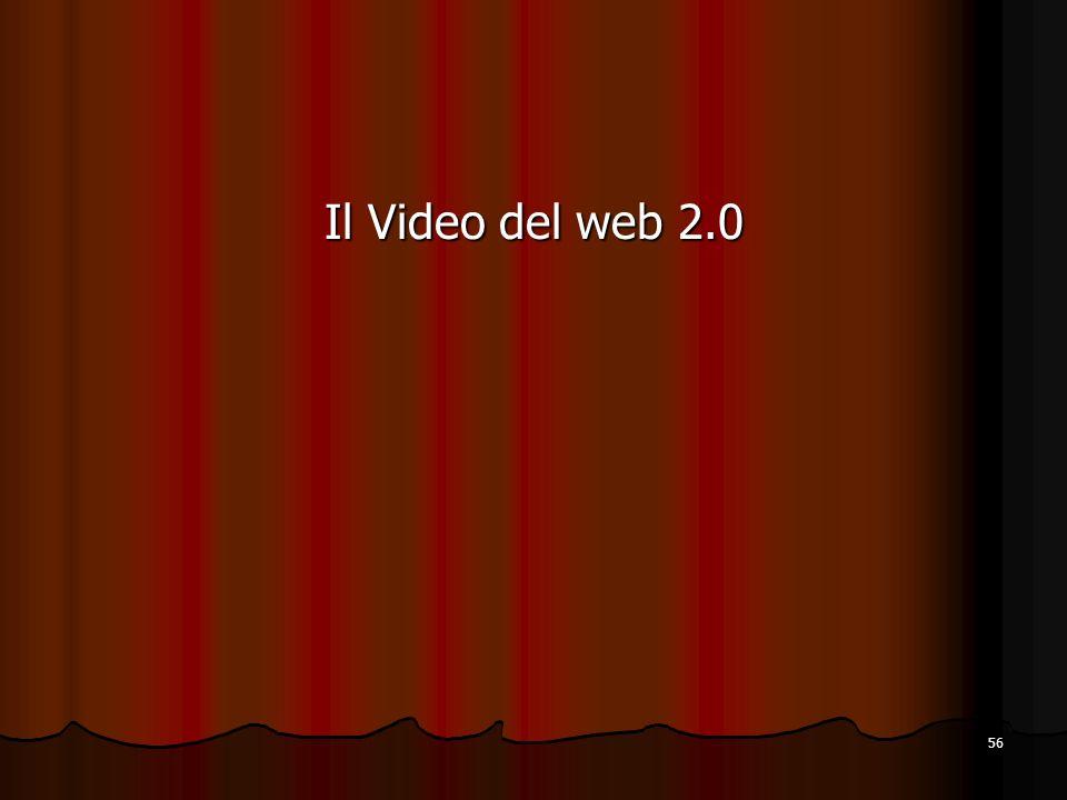 Il Video del web 2.0