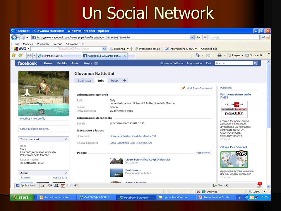 Un Social Network