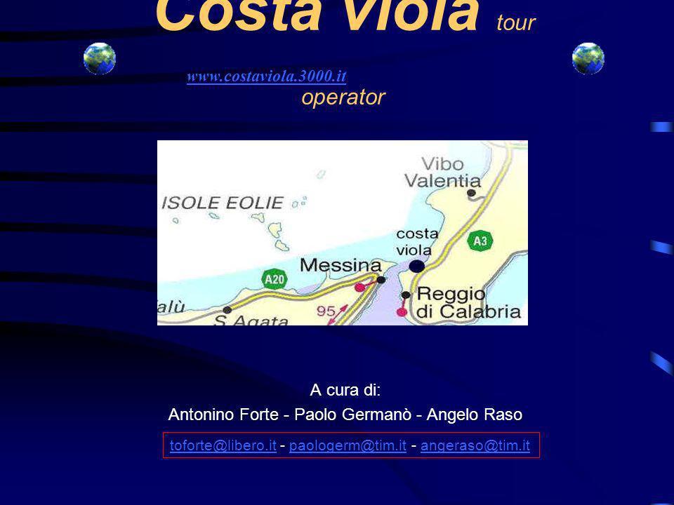 Costa viola tour operator