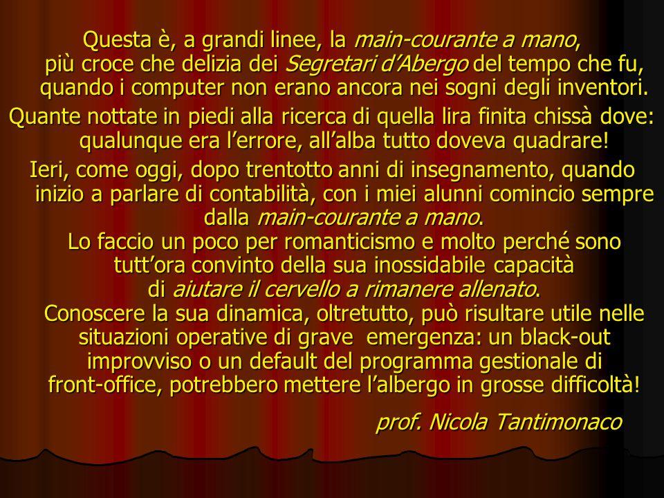 prof. Nicola Tantimonaco