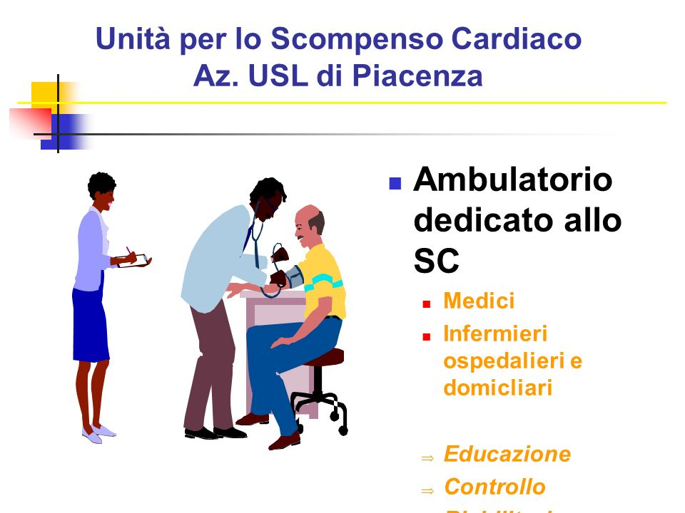 Unità per lo Scompenso Cardiaco