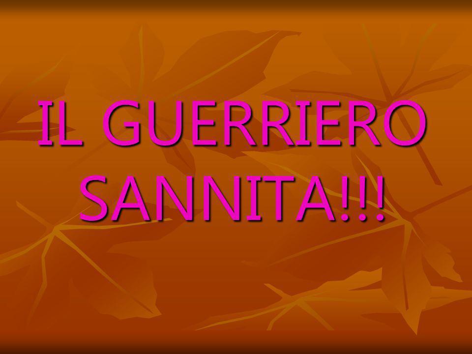 IL GUERRIERO SANNITA!!!