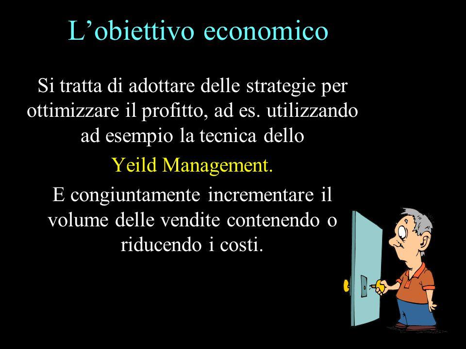 L'obiettivo economico
