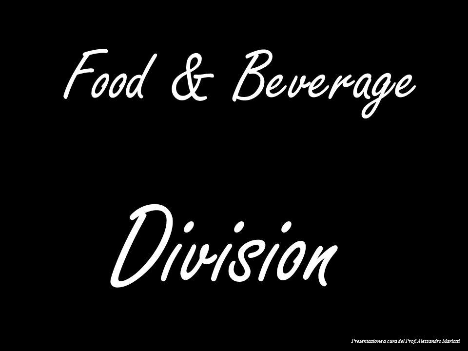 Division Food & Beverage