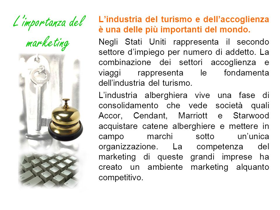 L'importanza del marketing