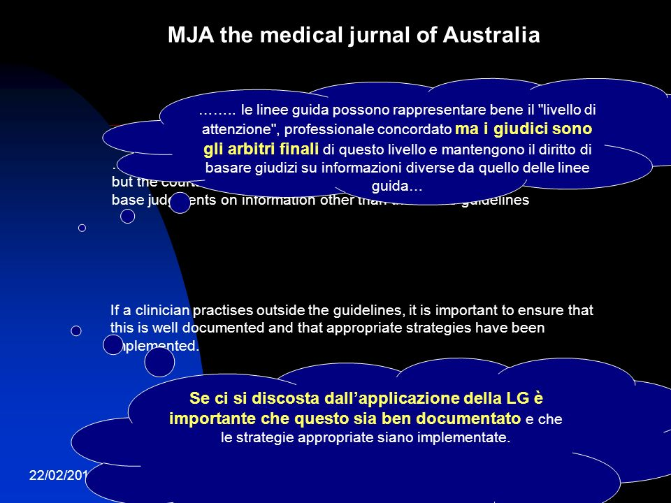 MJA the medical jurnal of Australia